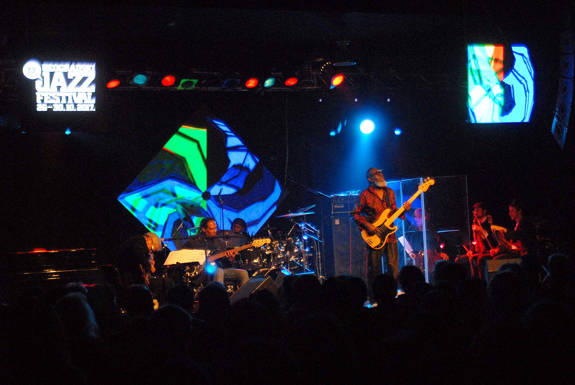 Marc Ribot and Young Philadelphians; Foto: Stanislav Milojković / Beogradski džez festival